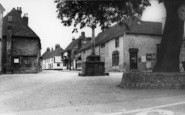 Alfriston, The Market Square c.1960