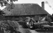 Alfriston, The Old Clergy House c.1960