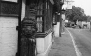Alfriston, The Star Inn And Figure Head c.1960