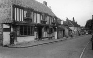 Alfriston, The Star Inn c.1960