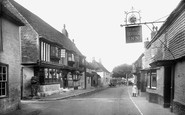 Alfriston, The Village  1921