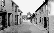Alfriston, West Street c.1955
