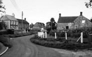 Alhampton, The Village c.1955