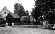 Allendale, St. Cuthbert's Church c.1950