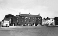 Allendale, the Dale Hotel and Square c1955