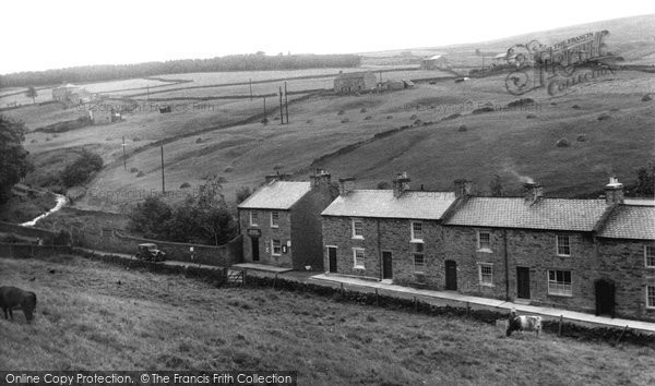Photo of Allenheads, Ropehaugh c1965