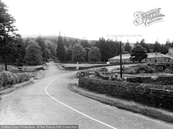 Allenheads, The Village c.1955