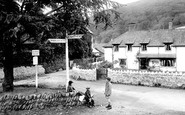 Allerford, Corner 1923