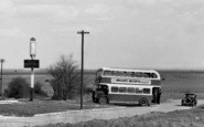 Allhallows, Doubledecker Bus c.1955
