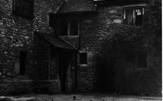 Allington, Castle, Pigeons c.1955