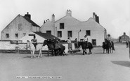 Allonby, The Riding School c.1960