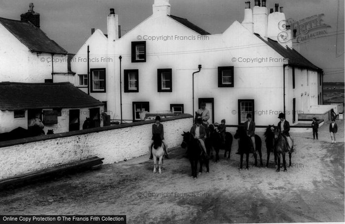 Allonby, The Riding School c.1965
