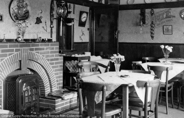 Allostock, All Ways Cafe, Interior c.1955