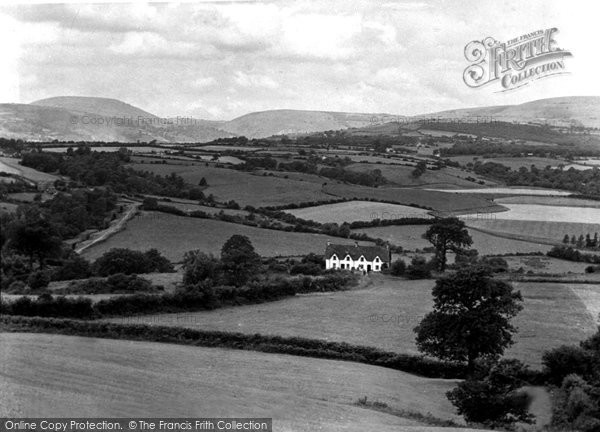 Allt Yr Yn, Little Switzerland c.1955