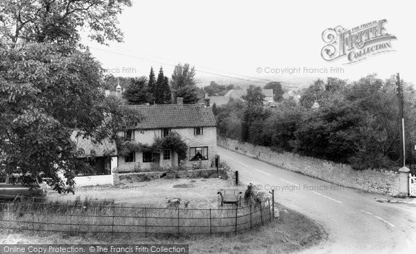 Almondsbury, Lower Village c.1960