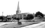 Almondsbury, St Mary's Church c.1960