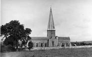 Almondsbury, St Mary's Church