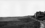 Alnmouth, Marine Road c.1965