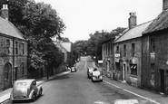 Alnmouth, Northumberland Street c.1950