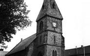 Alnmouth, St John The Baptist Parish Church c.1960