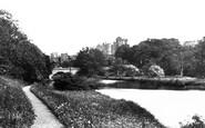 Alnwick, The Castle 1881