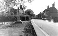 Alrewas, Main Road c.1965