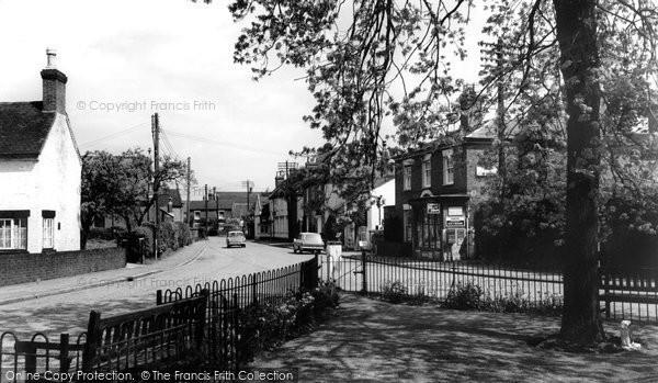 Alrewas, The Village c.1965