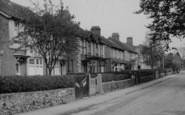 Alsager, Sandbach Road North c.1960