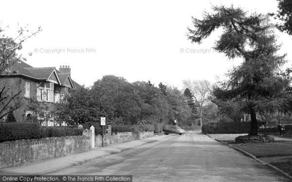 Alsager, Sandbeach Road c.1960