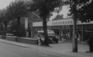 Alsager, Supermarket, Main Street c.1965