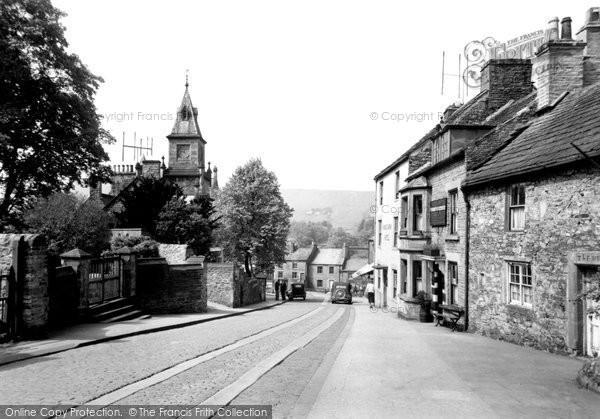 Alston, Front Street c.1950