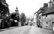 Alston, Front Street c.1955