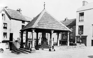 Alston, Market Cross c.1955