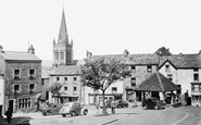 Alston, Market Square 1952