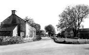 Alstonefield, The Village c.1955