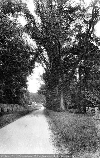 Althorp, 1922