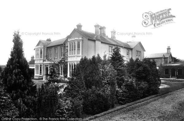 Alton, Anstey Manor 1897