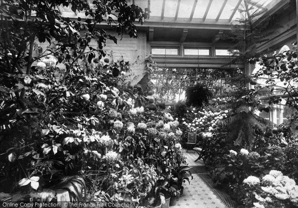Alton, Ashdell, The Conservatory 1897