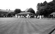 Alton, Bowling Green c.1965
