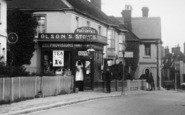 Alton, Butts Road Post Office 1907