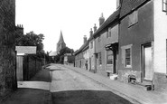 Alton, Church Street 1898