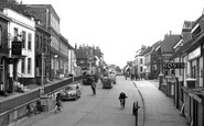 Alton, Crown Hill 1954