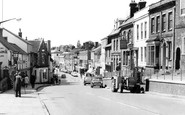 Alton, Crown Hill c.1960