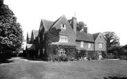 Alton, Eggar's Grammar School 1898