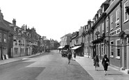 Alton, High Street 1927