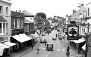 Alton, High Street c.1955