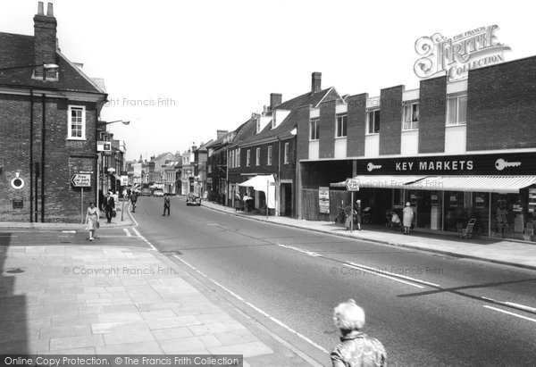 Photo of Alton, High Street c1965