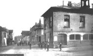 Alton, Market Street 1907