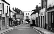 Alton, Market Street c.1965