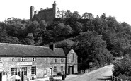 Alton, Mill Cafe and Castle c1955
